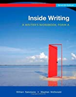 Inside Writing, Form A, 7th Edition Front Cover