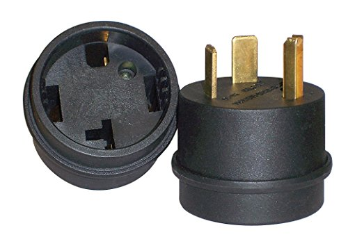 Connecticut Electric CESMAD5030 Elect Outlet  Adapter, 50...
