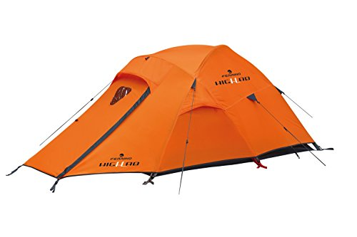 Ferrino Pilier 2 Highlab Tent, Orange, 2-Person