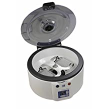 ELMI CM-6MT-14 CM-6MT Benchtop Swing Out Centrifuge, Rotor 6M Included Plus 2 Microplates, 100 to 3500 rpm