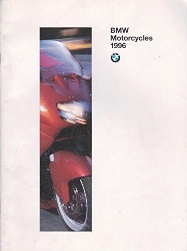 Motorcycle Sales Brochure (BMW Motorcycles Sales Brochure - 1996)