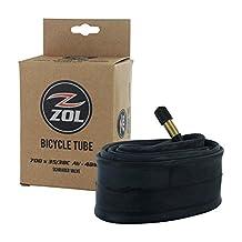 Zol Bicycle Bike Inner Tube 700x35C SCHRADER VALVE 48mm