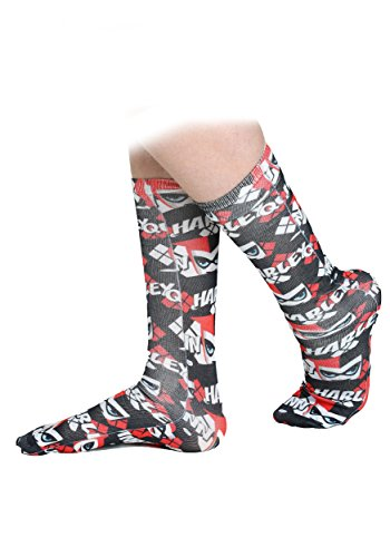 Batman-Harley-Quinn-Sublimated-Knee-High