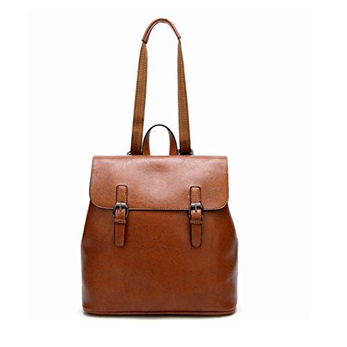 Soft Igspfbjn singola donna tracolla colore blu a Marrone Handbags Borsa 1dXrnUd