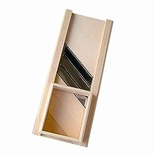 Ilggro 10011 - Cortador de repollo (3 cuchillas, 60 x 23 cm)