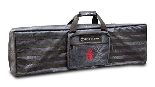 - Kryptek Tactical Camo Double Rifle Case, Raid, 42