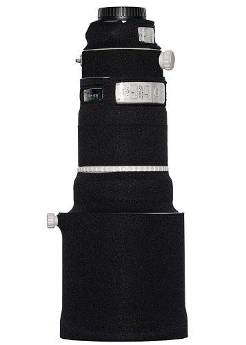 LensCoat Lens Cover for Canon 300 f/2.8 IS II neoprene camera lens protection sleeve (Black) lenscoat