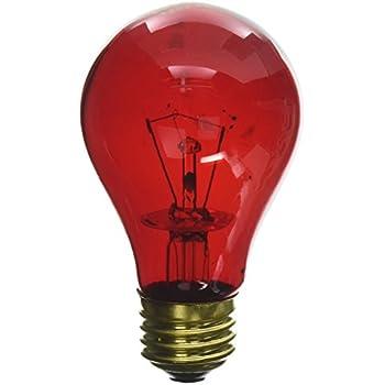 Amazon Com Fluker S 22800 Red Heat Bulbs For Reptiles