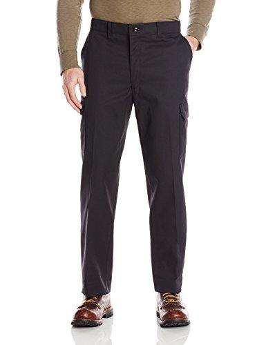 Red Kap Men's Industrial Cargo Pant, Black, 36W x 30L ()
