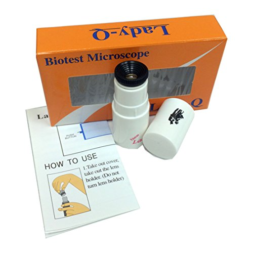 Ovulation Fertility Scope Saliva Based Bia Lady Q Microscope