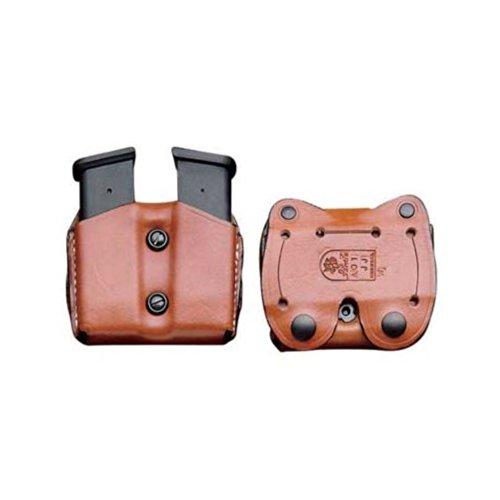 (Desantis Dbl Mag PCH SGL STK 380 Tan)