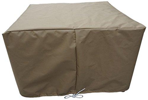 TKC Barbados/Cape Cod/Venice/Laguna/Mandalay Ottoman Outdoor Protective Cover, Beige