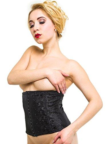 Shenky - Ceñidor de cintura moldeador Negro