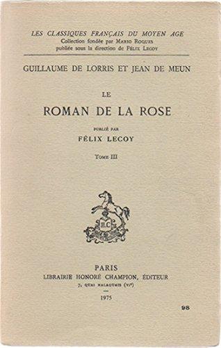 Image of Le Roman de la Rose