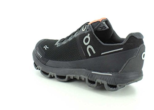 On Running Cloudventure Waterproof W Black Dark Black