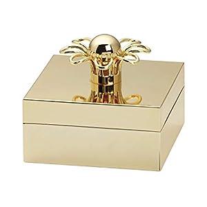 Kate Spade New York Keaton Street Gold Jewelry Box