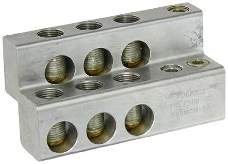 Sekundär Trafo-Anschluss, rutsch Passform Typ, 500–6 AWG Draht Range ...