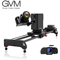 GVM Motorized Camera Slider Track Dolly for DSLR Camera...