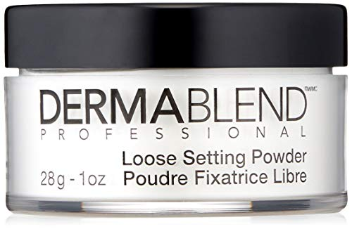 Dermablend Loose Setting Powder, Original, 1 Oz. ()