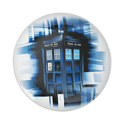 Vandor 16136 Doctor Who 14 in. Ceramic Serving Platter ()