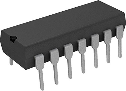 (10PCS) SN74LS32N IC QUAD 2-INPUT OR GATE 14-DIP LS32 74LS32