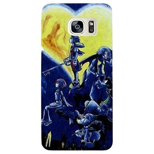 Kingdom Hearts Sora Samsung Phone Case for Galaxy S7 Hard Case Cover Final  Fantasy Roxas Mickey Goofy Donald Sora by Dan's Collectibles and More