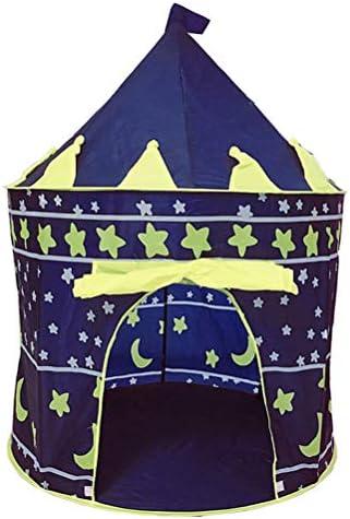 キッズプレイテントガールズおもちゃプリンセスキャッスルプレイテントキッズプレイハウススターライト付き子供用屋内&屋外ゲーム