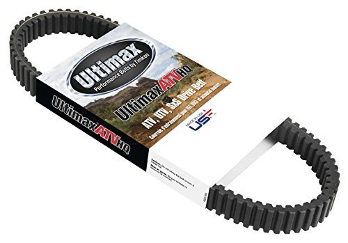 Ultimax UHQ457 Belt (HQ for Polaris 570 Ranger (Full-size/Midsize); 570 RZR (Ultimax Atv Drive Belt)
