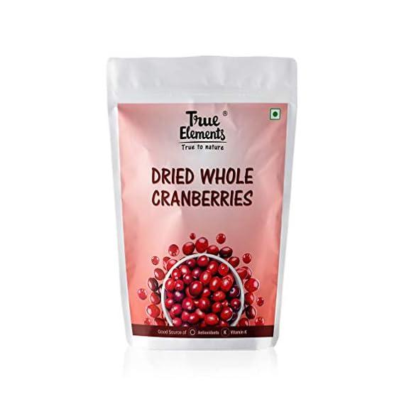 True Elements Dried Cranberry 500g