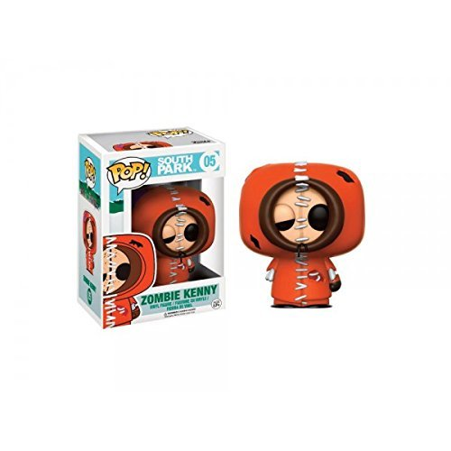 Funko Pop! SOUTH PARK Zombie Kenny #5 Exclusive