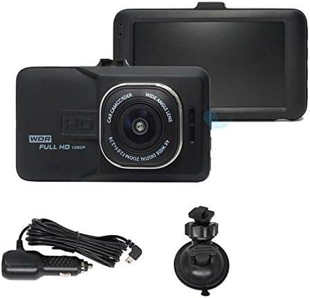 3インチダッシュライブチャット、フルHD 1080P車のダッシュカメラ、Gセンサー、駐車場の監視、ループ・レコーディング、モーション検出