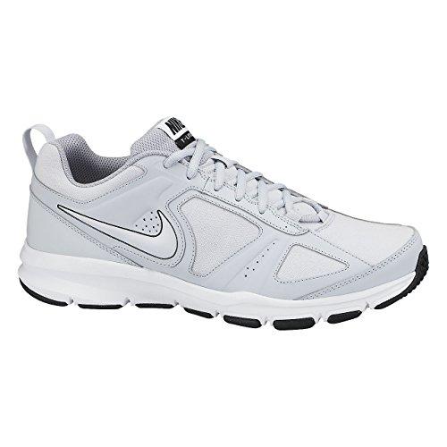 Nike T_LITE MESH Blanco/Plata talla 41 EU - 7UK-8US