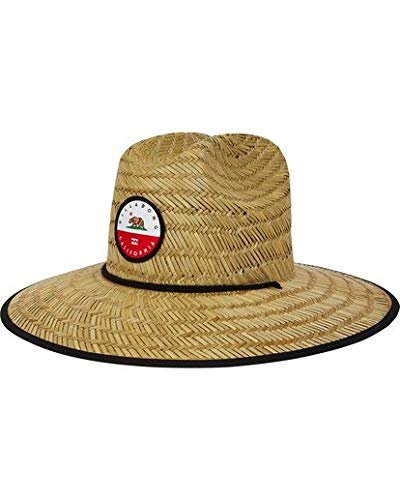 Billabong Men's Native Rotor Tides Straw Hat California One Size ()