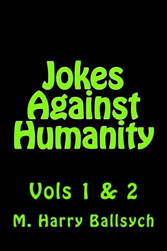 Download Jokes Against Humanity: Vols 1 & 2 Text fb2 ebook