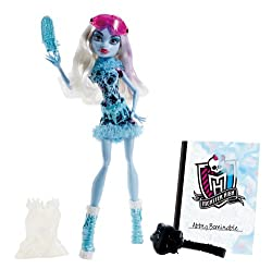 Monster High Art Class Abbey Bominable Doll