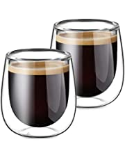 Glastal Dubbla Väggar Glas
