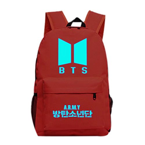 JHion - Bolso al hombro para hombre BTS ARMY 2