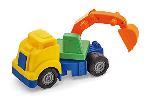 Kidoozie Big Tuffies Digger Truck with Real Movable Parts