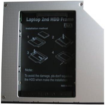 Amazon.com: Generic pata 2 nd HDD IDE a SATA SSD Caddy para ...