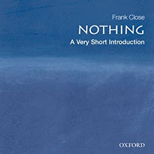 Nothing: A Very Short Introduction Audiobook