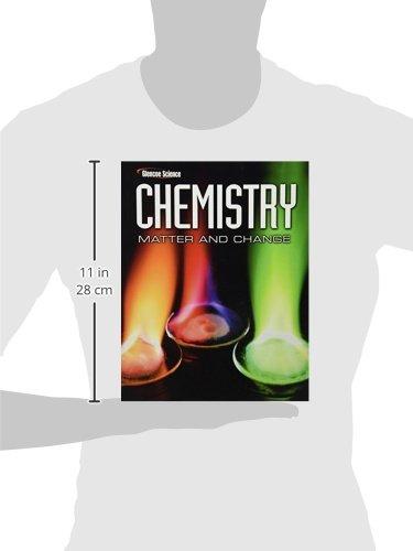 Buy Chemistry: Matter and Change (Glencoe Science) Book