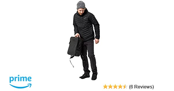 Mens Aero Trail Windproof Insulated Puffer Jacket