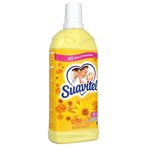 Suavitel Fabric Softener, Morning Sun, 33.8 Fluid Ounce by Suavitel (Image #4)