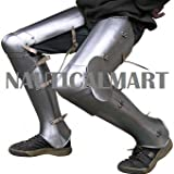 Medieval Leg Gothic Armor plate By Nauticalmart