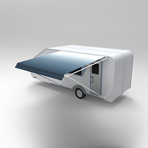 ALEKO RVAW20X8BLUE24 Retractable RV or Home Awning...