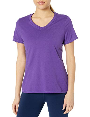 Champion Women's Short Sleeve Double Dry Performance Cotton Tee