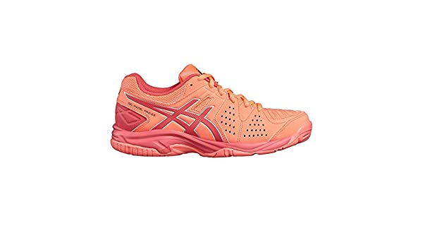 Zapatillas Pádel Asics Gel Padel Pro C505Y 0619 - Color - Coral ...