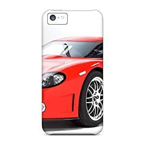 Flexible Tpu Back Case Cover For Iphone 5c - Super Car Factory Five Gtm Supercar