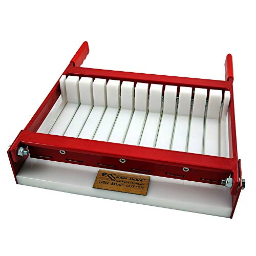 RED Soap Cutter - Perfectly Cuts 11 x 1 Inch Bars by Essential Depot (Image #4)