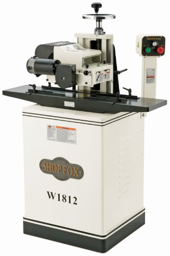 Shop Fox W1812 Planer Moulder with Stand ()